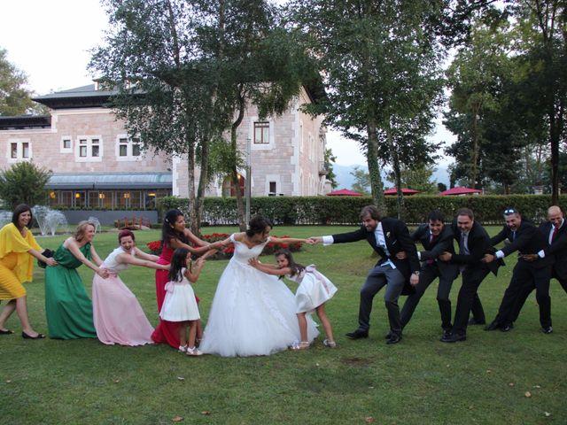La boda de José Ángel y Graciela en Mieres, Asturias 43