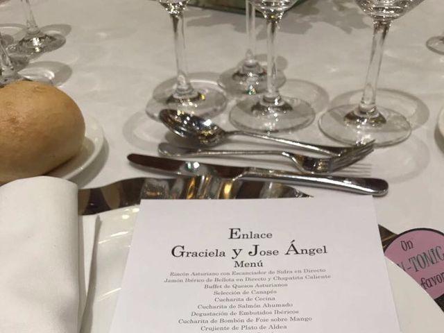 La boda de José Ángel y Graciela en Mieres, Asturias 40