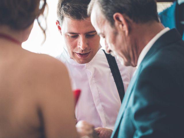 La boda de Jorge y Sara en El Vellon, Madrid 8