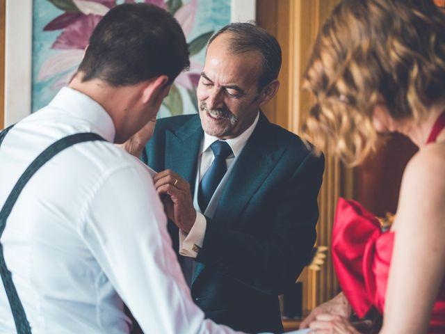 La boda de Jorge y Sara en El Vellon, Madrid 11