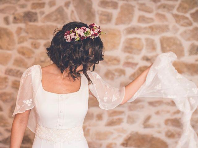 La boda de Jorge y Sara en El Vellon, Madrid 21