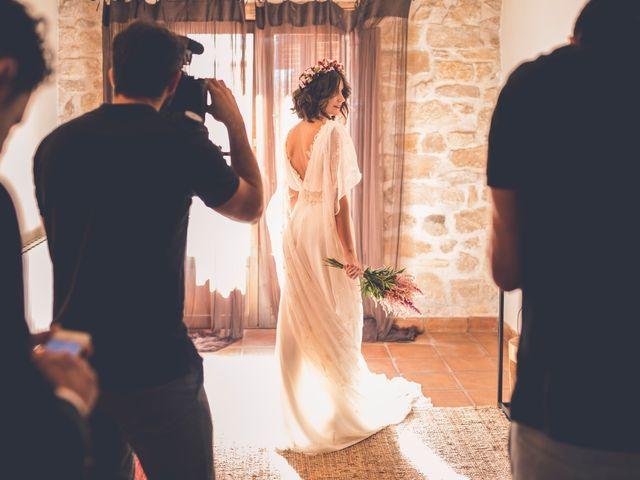 La boda de Jorge y Sara en El Vellon, Madrid 29
