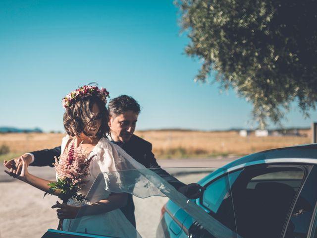 La boda de Jorge y Sara en El Vellon, Madrid 33