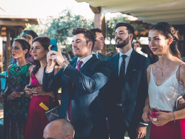 La boda de Jorge y Sara en El Vellon, Madrid 36