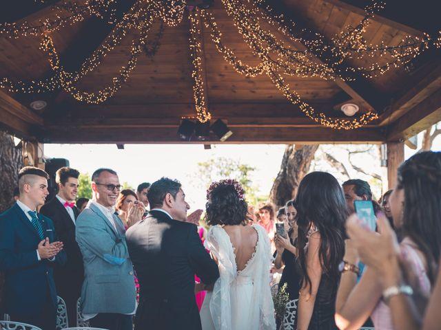 La boda de Jorge y Sara en El Vellon, Madrid 37