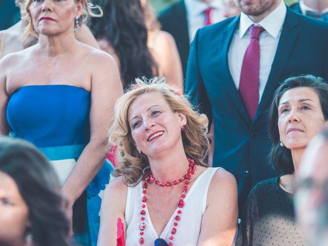 La boda de Jorge y Sara en El Vellon, Madrid 40