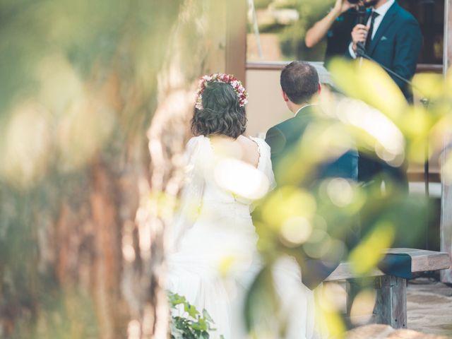 La boda de Jorge y Sara en El Vellon, Madrid 49