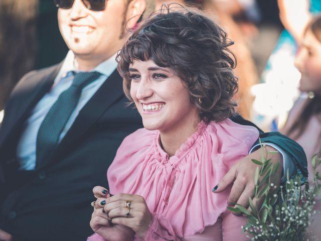 La boda de Jorge y Sara en El Vellon, Madrid 52