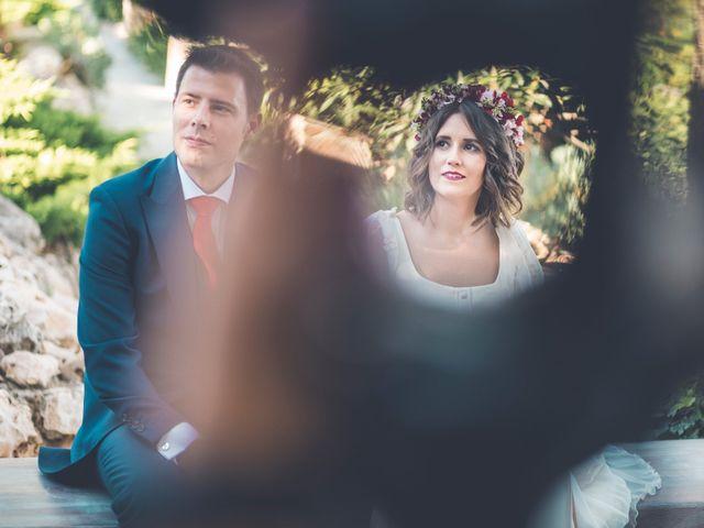 La boda de Jorge y Sara en El Vellon, Madrid 53