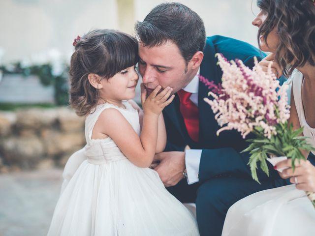 La boda de Jorge y Sara en El Vellon, Madrid 57