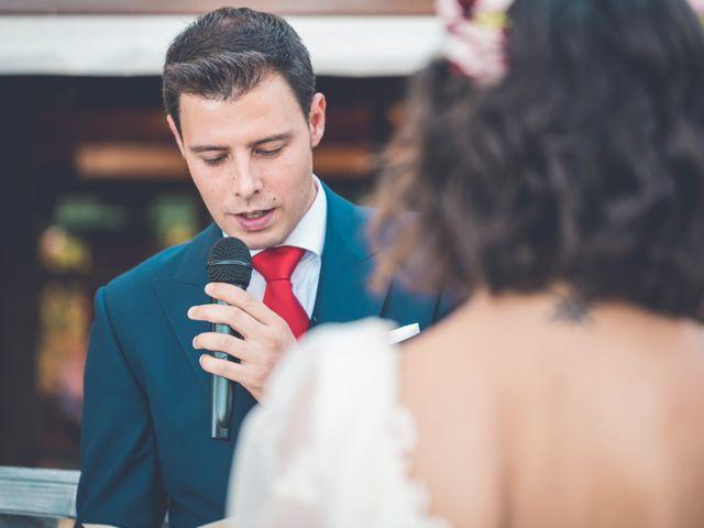 La boda de Jorge y Sara en El Vellon, Madrid 60