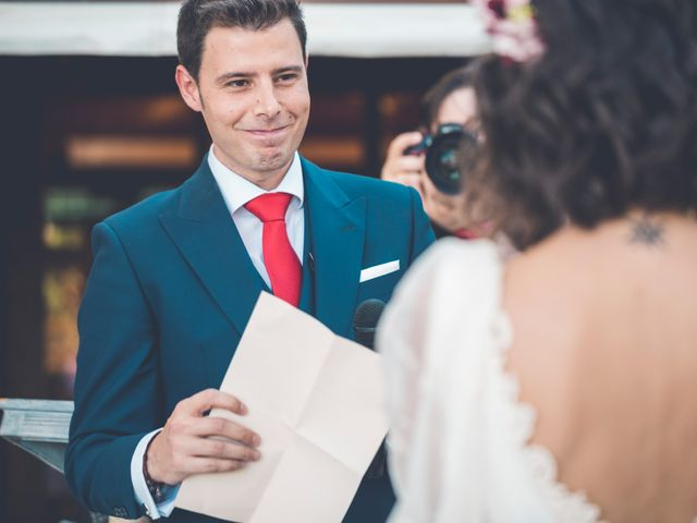 La boda de Jorge y Sara en El Vellon, Madrid 62