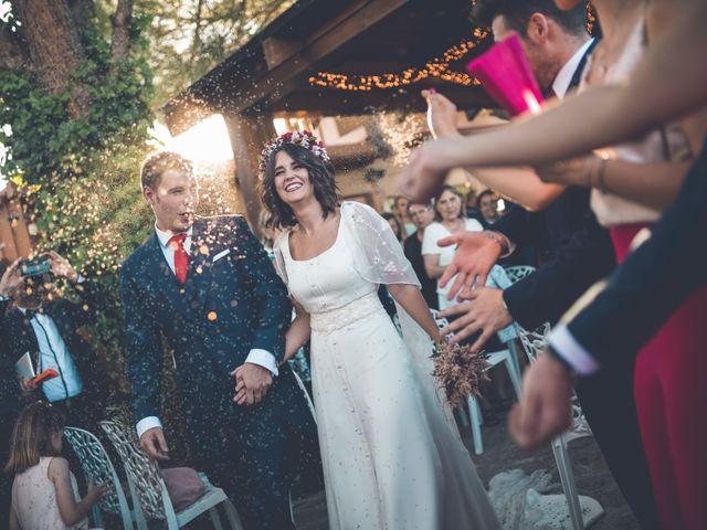 La boda de Jorge y Sara en El Vellon, Madrid 65