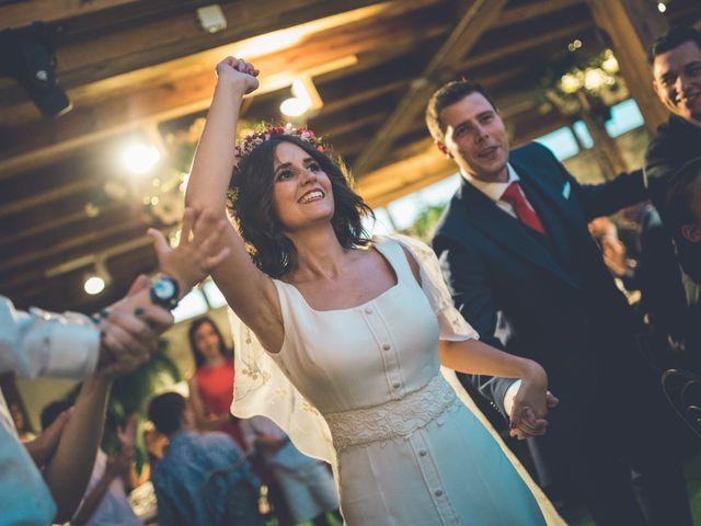 La boda de Jorge y Sara en El Vellon, Madrid 78