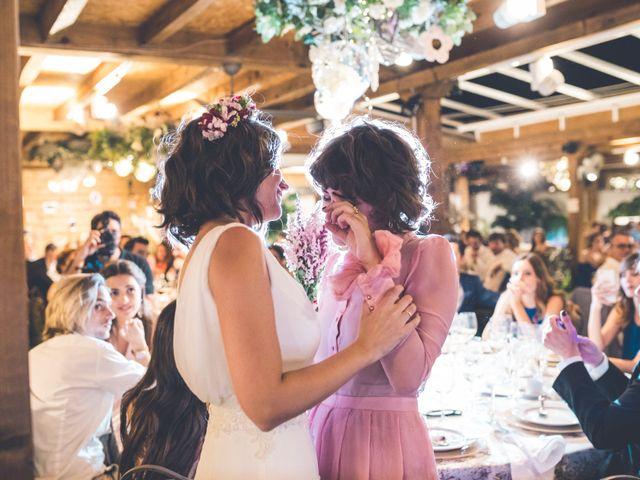 La boda de Jorge y Sara en El Vellon, Madrid 86