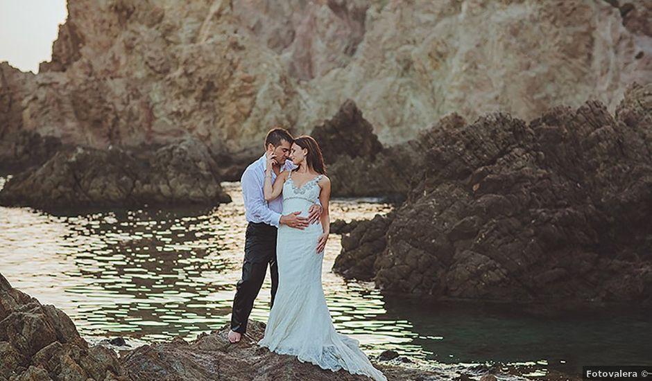 La boda de Loli y Rodrigo en Librilla, Murcia