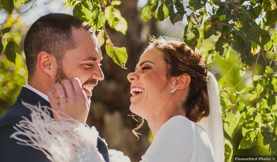 La boda de Raul y Gema en Ulea, Murcia