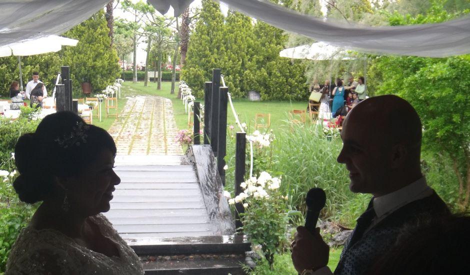 La boda de Yeli y Moises en Recas, Toledo