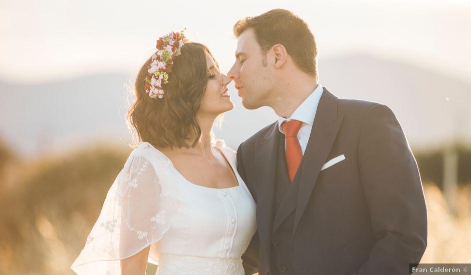 La boda de Jorge y Sara en El Vellon, Madrid