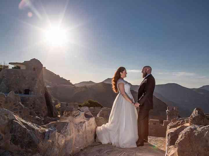 La boda de Vicky y Victor