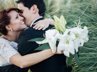 La boda de Stella y Rubén