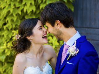 La boda de Betlem y Marc