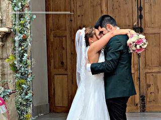 La boda de Lara  y Manu 2