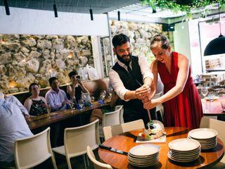 La boda de Ainhoa y Leandro