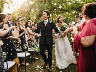 La boda de Marion y Daniel