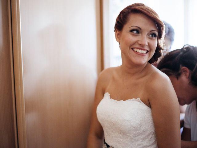La boda de Rubén y Stella en Torrejon De Velasco, Madrid 2