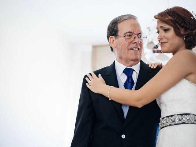 La boda de Rubén y Stella en Torrejon De Velasco, Madrid 13