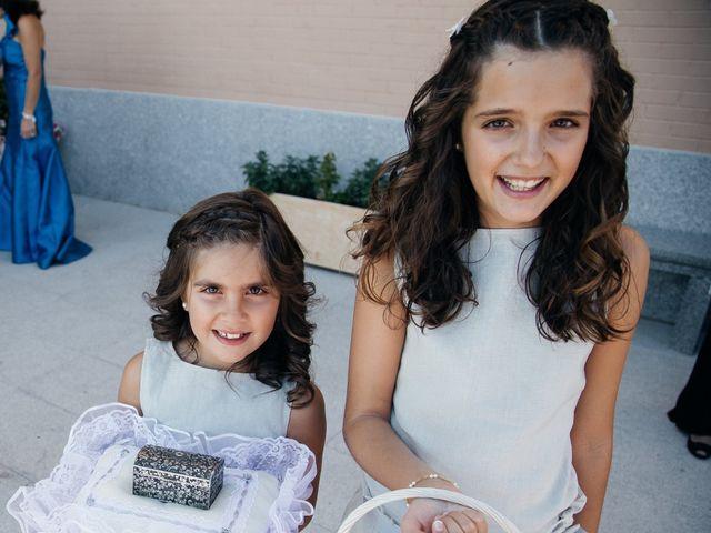 La boda de Rubén y Stella en Torrejon De Velasco, Madrid 27