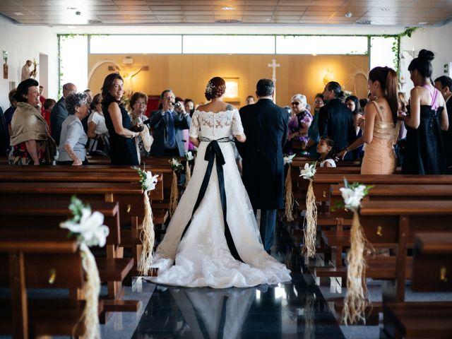 La boda de Rubén y Stella en Torrejon De Velasco, Madrid 29