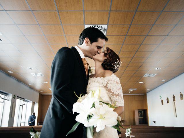 La boda de Rubén y Stella en Torrejon De Velasco, Madrid 34