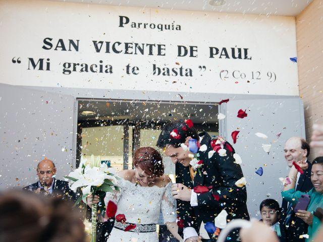 La boda de Rubén y Stella en Torrejon De Velasco, Madrid 35