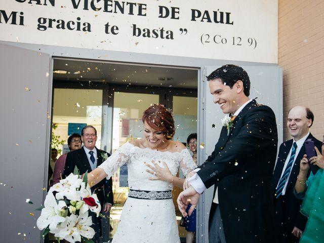 La boda de Rubén y Stella en Torrejon De Velasco, Madrid 36