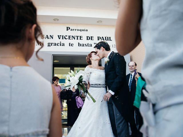 La boda de Rubén y Stella en Torrejon De Velasco, Madrid 37