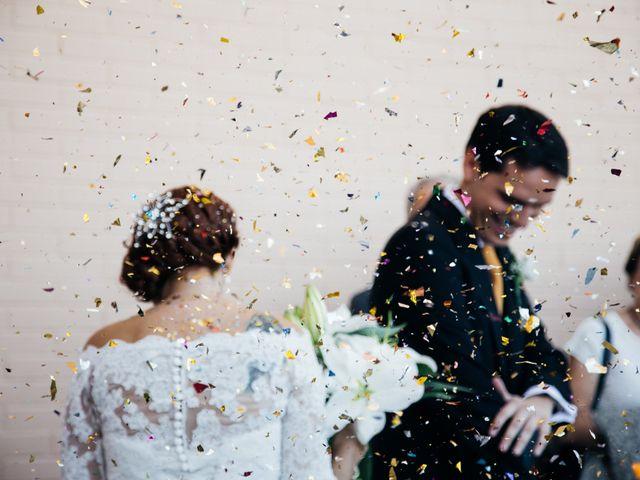 La boda de Rubén y Stella en Torrejon De Velasco, Madrid 38