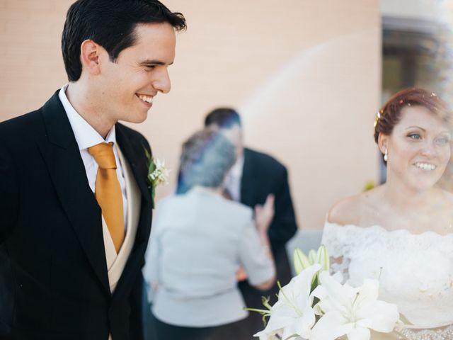 La boda de Rubén y Stella en Torrejon De Velasco, Madrid 42