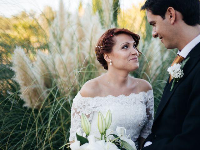La boda de Rubén y Stella en Torrejon De Velasco, Madrid 48
