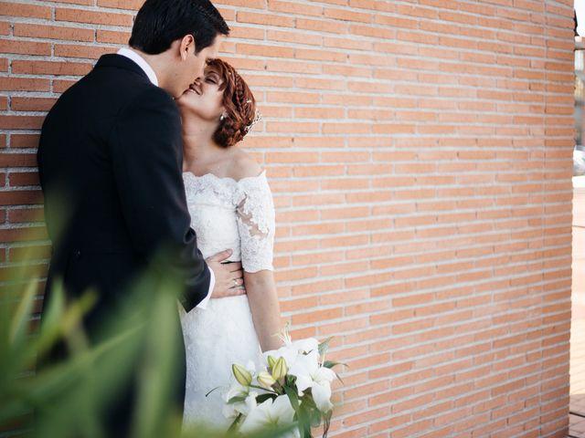 La boda de Rubén y Stella en Torrejon De Velasco, Madrid 50