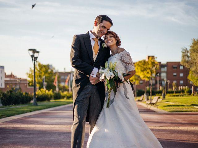 La boda de Rubén y Stella en Torrejon De Velasco, Madrid 51