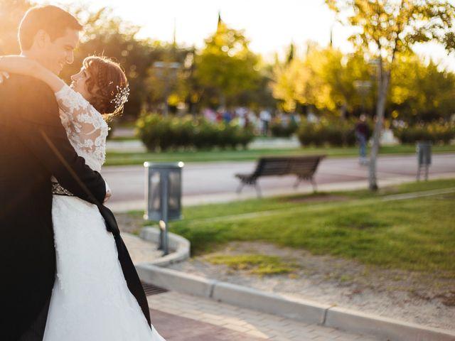 La boda de Rubén y Stella en Torrejon De Velasco, Madrid 54