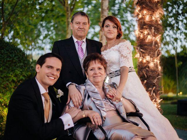 La boda de Rubén y Stella en Torrejon De Velasco, Madrid 62