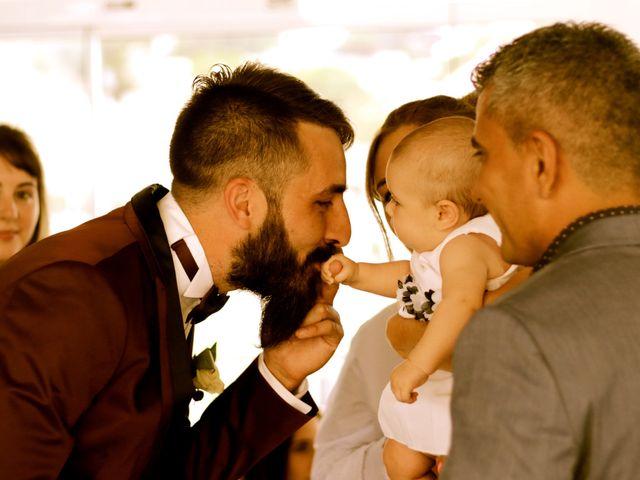 La boda de Elena y Santi en Castelldefels, Barcelona 5