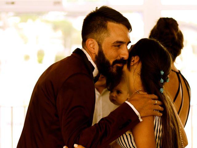 La boda de Elena y Santi en Castelldefels, Barcelona 6