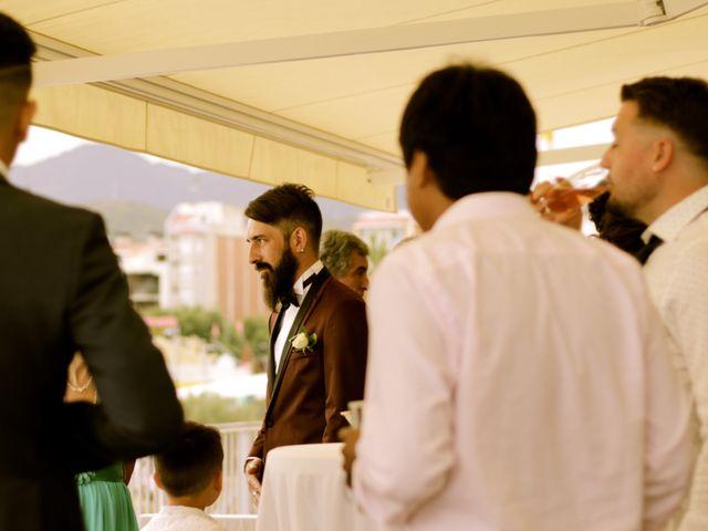 La boda de Elena y Santi en Castelldefels, Barcelona 14