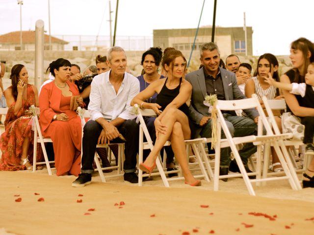 La boda de Elena y Santi en Castelldefels, Barcelona 22