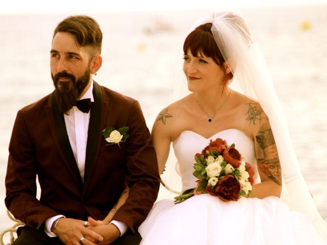 La boda de Santi y Elena