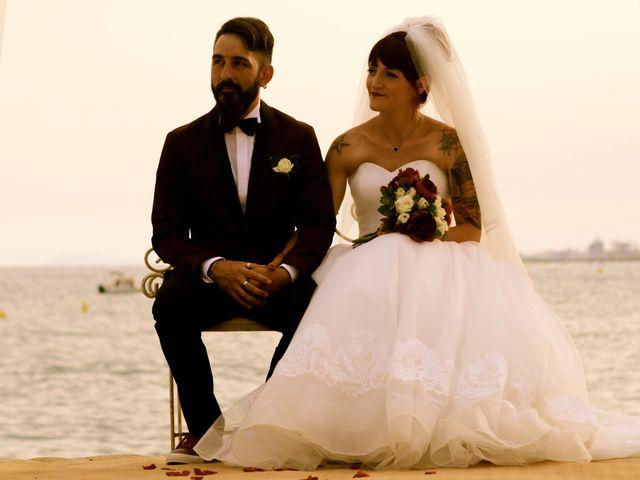 La boda de Elena y Santi en Castelldefels, Barcelona 40
